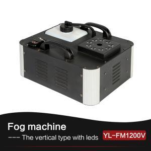 China Vertical Type Fog Machine Portable Effects Smoke Lighting Halloween Stage Equipment on sale