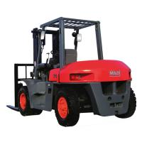 1250mm Wheel Base Electric Forklift Truck FB45 4500kg Rated Capacity CE / ISO Manufactures