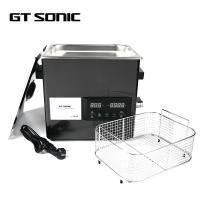 China Touch Panel Ultrasound Washing Machines , SS Industrial Washer Large Capacity 9L on sale