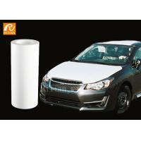 China Body Wrap Auto Protective Film Solvent Based Acrylic Glue Anti UV For 6~12 Months on sale