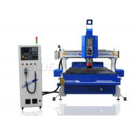 China Linear Motion ATC CNC Router Door Making Machine 12Kw Power Consumption on sale