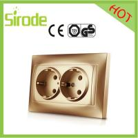 Floor Socket Type And Residential / General-Purpose Application Wallplate Outlet Manufactures