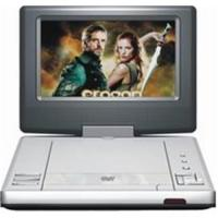 7 inch Portable DVD player PDVD-801 Manufactures