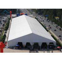 China 30m*25m Party Tents Exhibition Tents 850g/sqm Blockout PVC Fabric on sale