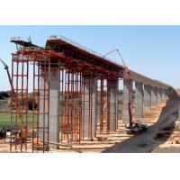 Quality High Precision Box Girder Formwork Simple Structure Retractile Simple Operation for sale