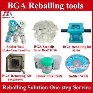 China bga reballing stencils on sale