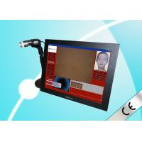 Nubway Touchscreen Skin Analyzer Machine For Skin Sensitiveness And Age Test Manufactures