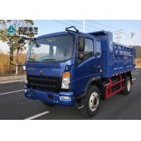 SINOTRUK Homan H3 Euro3 Light Duty Commercial Trucks 130hp 4x2 10 Tons Payload Manufactures