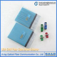 USA OAM Fiber Optic Cleaning Tool Fiber optic cleaning swabs 25 per pack 2.5mm Manufactures