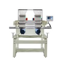 China Multi Function Computerized Embroidery Machine With 2 Heads  Single Phase 220V on sale