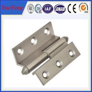 6063 great aluminium furniture hinge,hinge for types of door aluminium,type of door hinge Manufactures