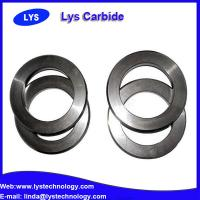China Sintered Cemented Carbide Seal Ring with Different Size on sale