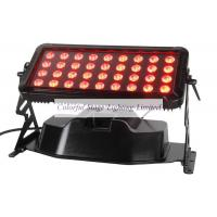 36*10W RGBW 4 in 1 Outdoor LED City Color