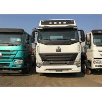 371HP Sinotruk Howo 6x4 Tractor For Transport12.00R20 Tire 8800kg Curb Weight Manufactures