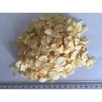 Eco Friendly Dried Garlic Pods Dehydrated Garlic Chips No Foreign Odours Manufactures