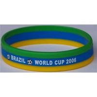China China professional supplyer offer fashion silicone wristbands on sale