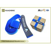 Buy cheap Deep Blue Hook And Loop Luggage Straps from wholesalers