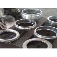 Stainless Steel Forged Rings For Telecommunications , Machining machine Manufactures