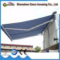 Commercial electric retractable store awning Manufactures