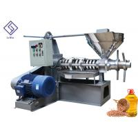 Large Size Spiral Screw Oil Press Machine Automatic Oil Mill Machinery Manufactures