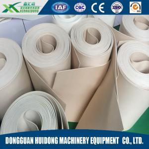 China Heat Resistant Wide Belt Conveyor , Grain Low Profile Belt Conveyor on sale