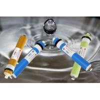 China High Purity Reverse Osmosis Membrane Systems Aquarium Water Filter 4th Stage on sale