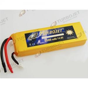 Wholesale 14.8V 2500mAh 35C EC LiPo Li-Polymer Rechargeable RC Battery Manufactures