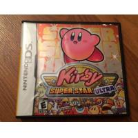 Kirby Super Star Ultra ds game for DS/DSI/DSXL/3DS Game Console Manufactures
