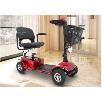 Comfortable Mobility Scooter Wheelchair With CE / ISO Certificate Well Designed Manufactures