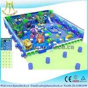 China Hansel indoor amusement park kids indoor play equipment on sale