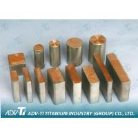 Titanium-clad copper bar Clad Metal Sheet for Oil and Chemical industry Manufactures