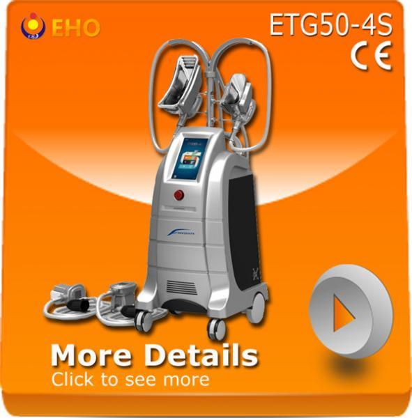Quality ETG50-4S Cryolipolysis slimming machine for sale