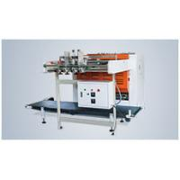 China Fully auto cylinder Grooving Post Press Equipment  for Grey board / MDF upto 3.0mm Dust Free on sale