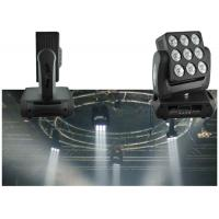 Quality Fashion Club Mini LED Moving Head Light 9pcs 10w Rgbw DJ Moving Head Lamp for sale