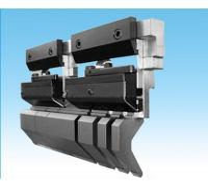 100 Ton CNC Amada Press Brake Tooling High Machining Accuracy CAD Design Manufactures