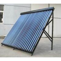 25 Tubes Pressurized Heat Pipe Solar Collector Manufactures