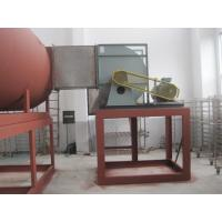 Steam / Natural Gas Forced Hot Air Heating Furnace For Pharmaceutical Industry Manufactures
