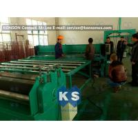 Customized Gabion Production Line Automatic Straightening Cutting Machine Manufactures