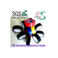 PVC insulating colored electrical tape of Rubber Resin adhesive Manufactures