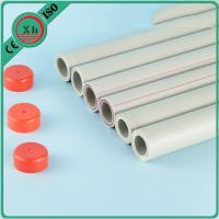 Buy cheap Grey Color Plastic PPR Pipe Good Chemical Resistance For Commercial Buildings from wholesalers