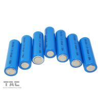 Buy cheap Portable 3.2V LiFePO4 Battery 14500 500mAh Power Type For Grid Stabilization from wholesalers