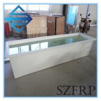 Large Plastic Fish Tank Aquaculture Manufactures
