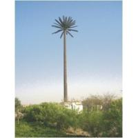 Camouflaged Artificial Pine Palm Tree Monopole Manufactures