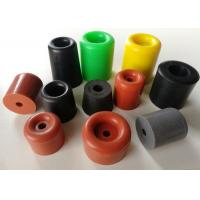 NR Silicone SBR Silicone Rubber Furniture Stoppers Chair Leg Caps Cylinder Shape Manufactures