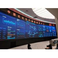 Buy cheap 4Mm Fixed Installation Indoor Led Screen , Aluminum Video Led Panel Rgb Fcc from wholesalers