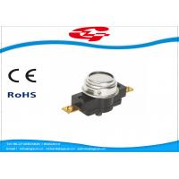 Manual Reset Temperature Bimetal Thermostat 45~160 Degree 25A 250V (45A 250V) Manufactures