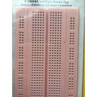 830 Tie Point Universal Printed Circuit Board Electronic Solderless Manufactures