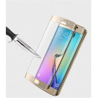 3D 9H Hardness Smartphone Glass Screen Protector Fingerprint Resistant Samsung Galaxy S7 Manufactures