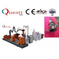 3000W Semiconductor Laser Cladding Machine Quenching / Hardening For Roller Mould Manufactures