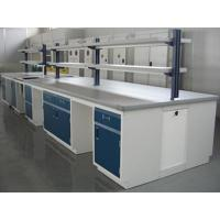 China All Steel Structure Medical Laboratory Furniture Dental Lab Workstation on sale
